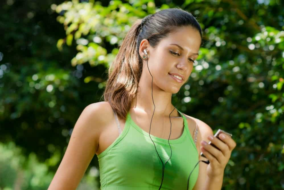 Best MP3 Player for Running