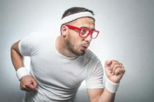 How to Keep Glasses from Slipping When Sweating: Tips and Tricks for the Fitness Nuts and Bookworms