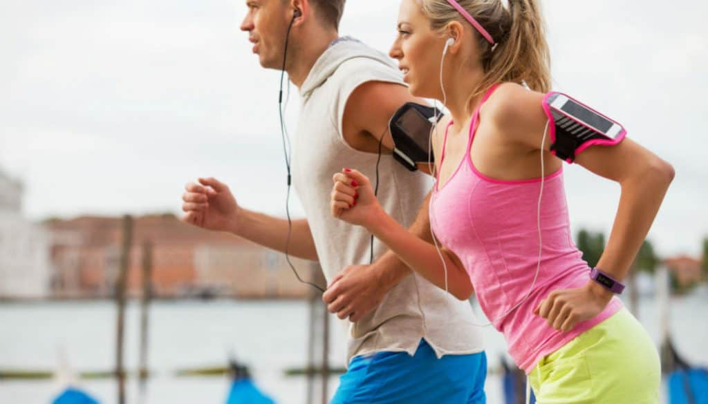 How to Carry Phone While Running
