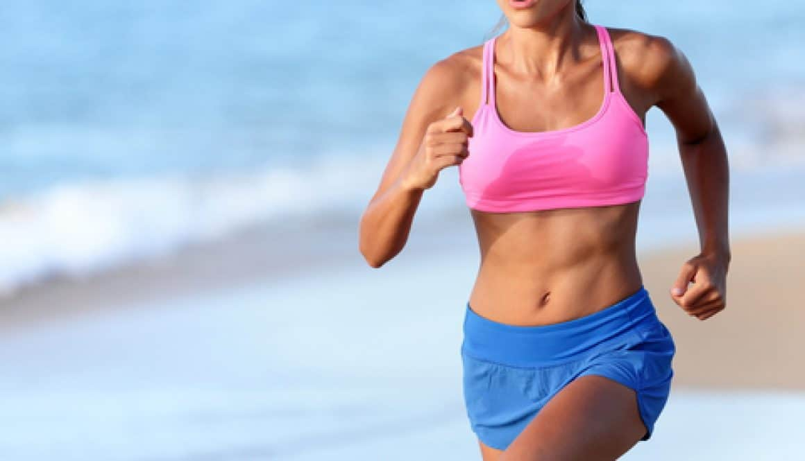 best sports bra for running with large breasts