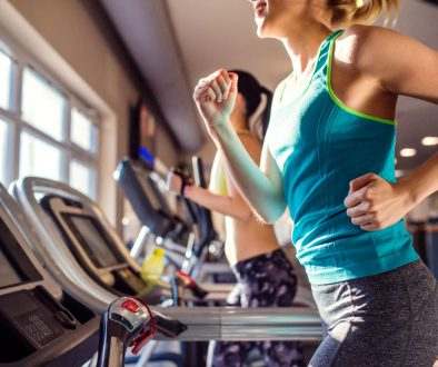 How to Start Running on a Treadmill