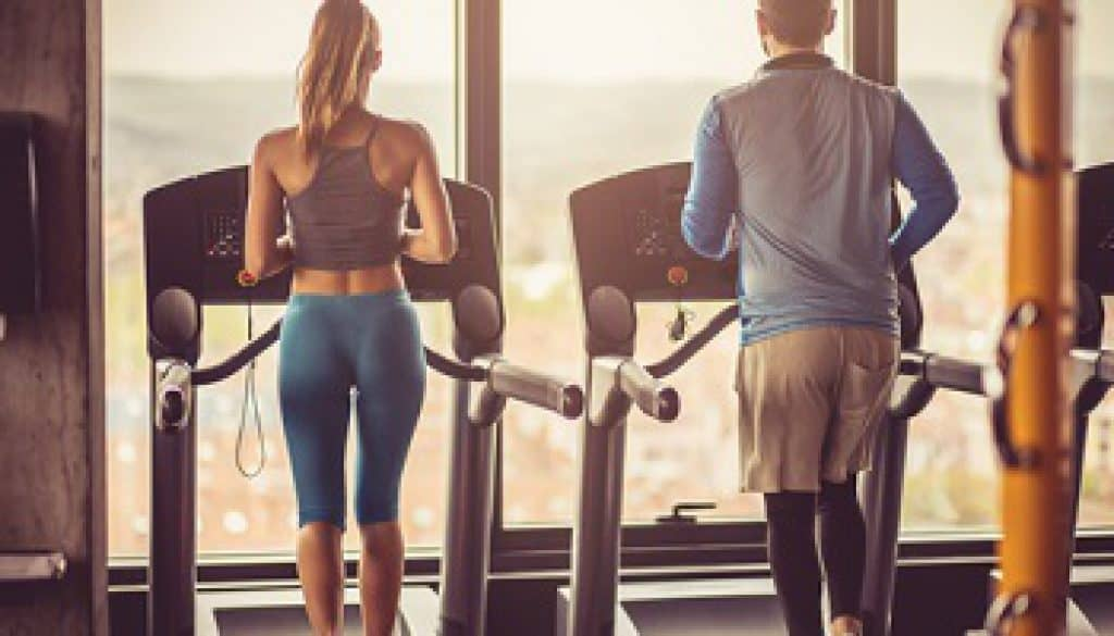 Is running on a treadmill good for you