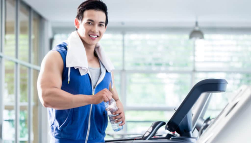 How to start jogging on a treadmill
