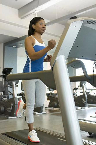 is running on the treadmill effective