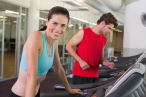 Is running on a treadmill bad for your knees