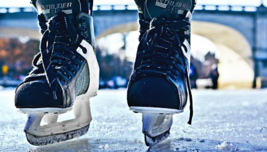 How to learn the basics on Ice skating