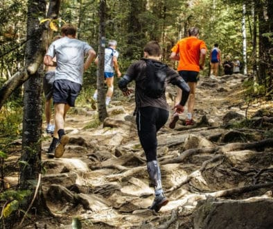 What Are Trail Running Shoes?