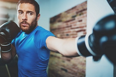 What does boxing do for your body