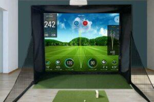 SkyTrak SwingBay Golf Simulator Package Review