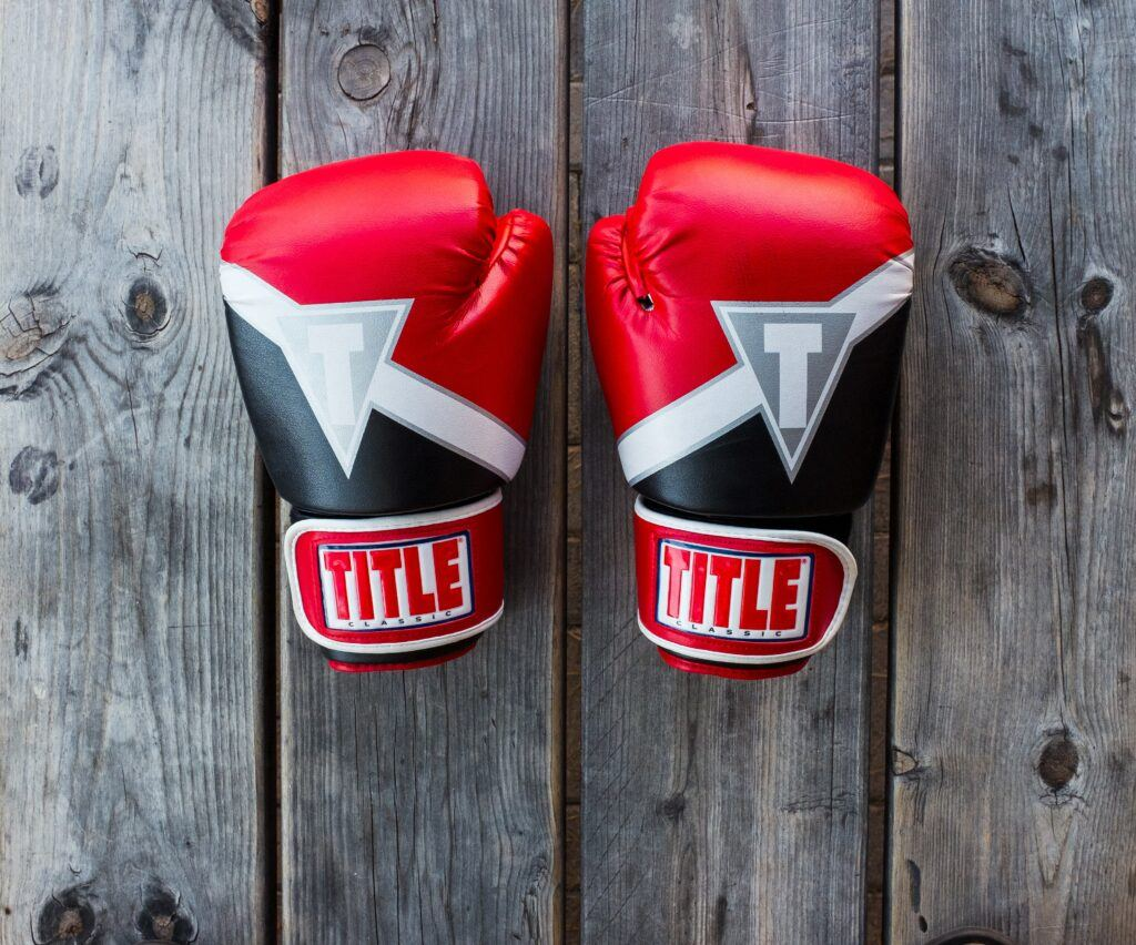 How to Hand-Wash Boxing Gloves