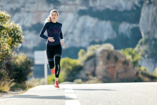 what does pr stand for in running