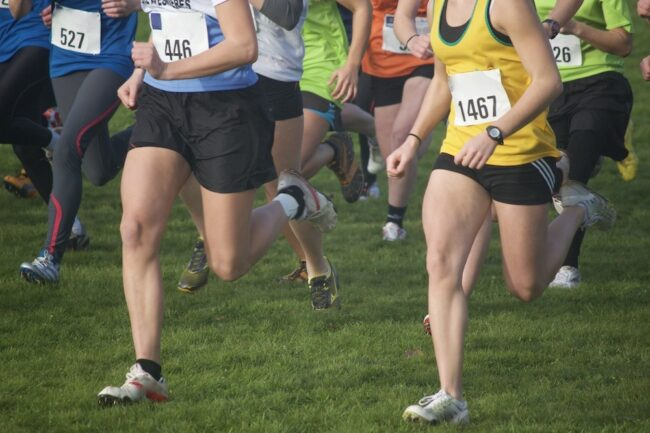 How to Get Better at Cross Country Running