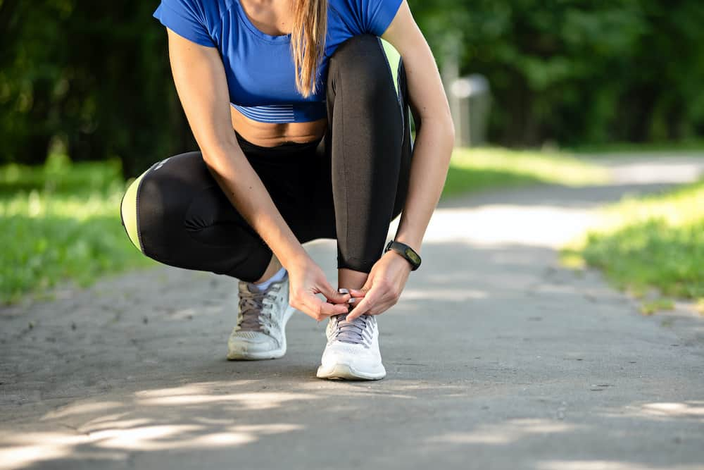 What Does Motion Control Mean in Running Shoes