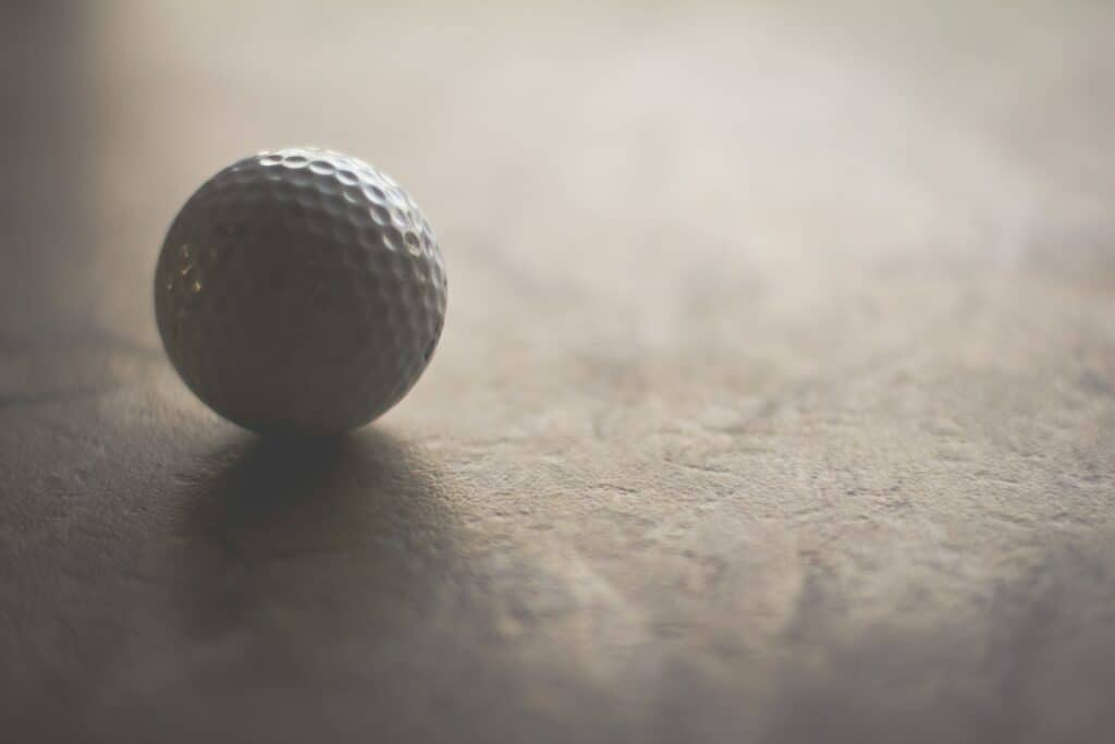 Can you putt on a golf simulator