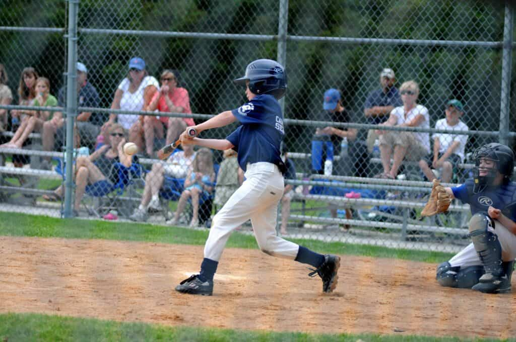 What are the age groups for Little League softball