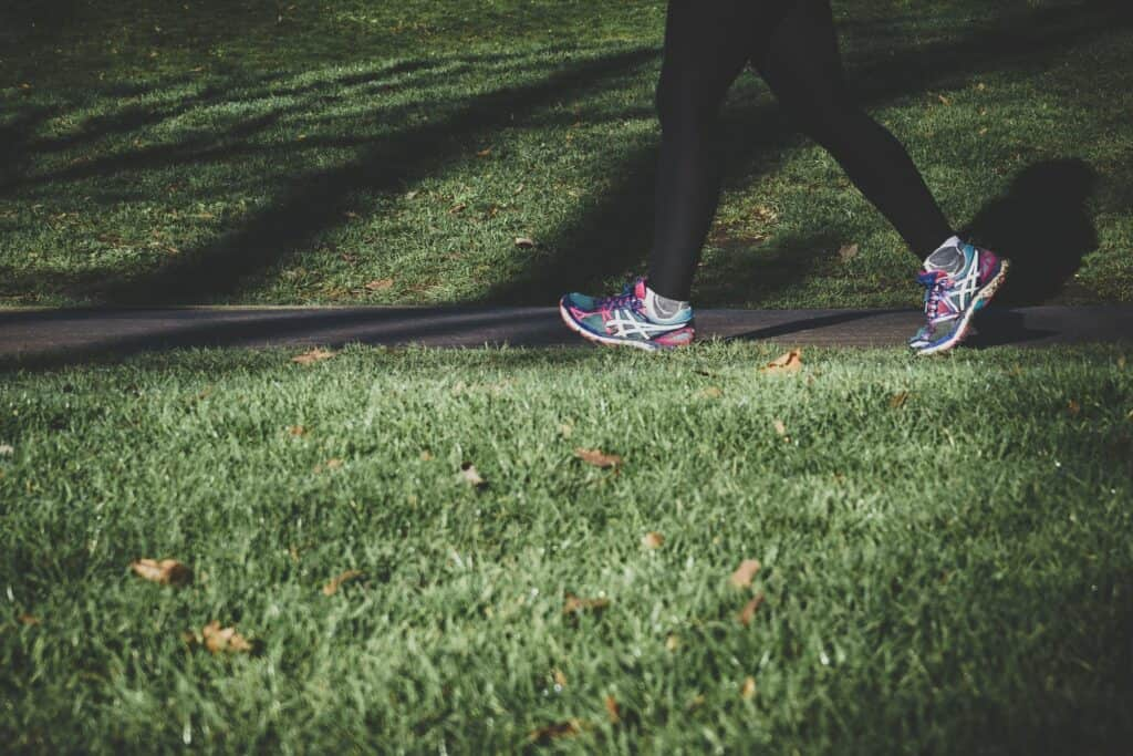 Is It Bad To Wear Running Shoes for Walking