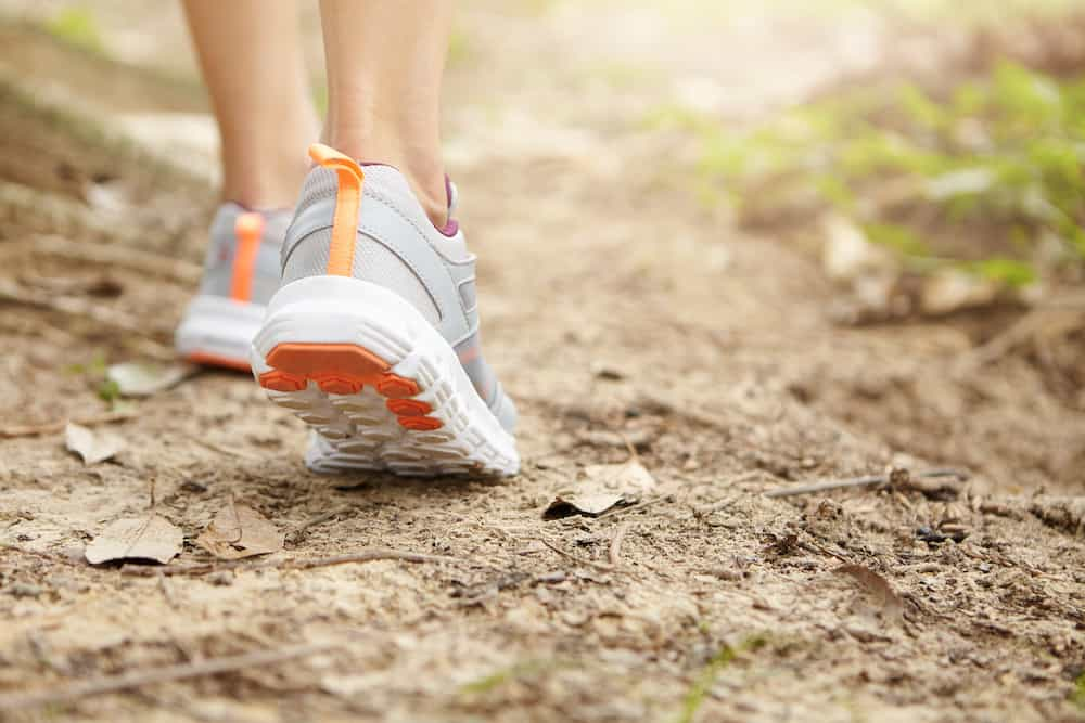 do you know are training shoes good for walking
