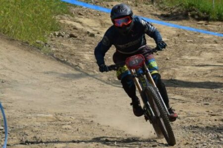 How should a full face mountain bike helmet fit