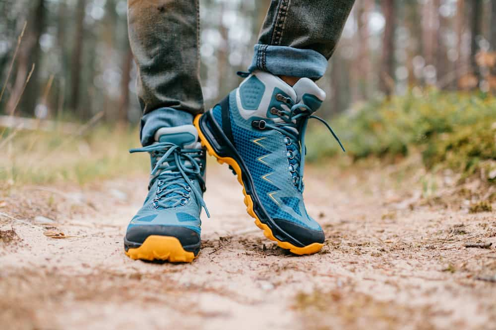 are hiking shoes good for walking