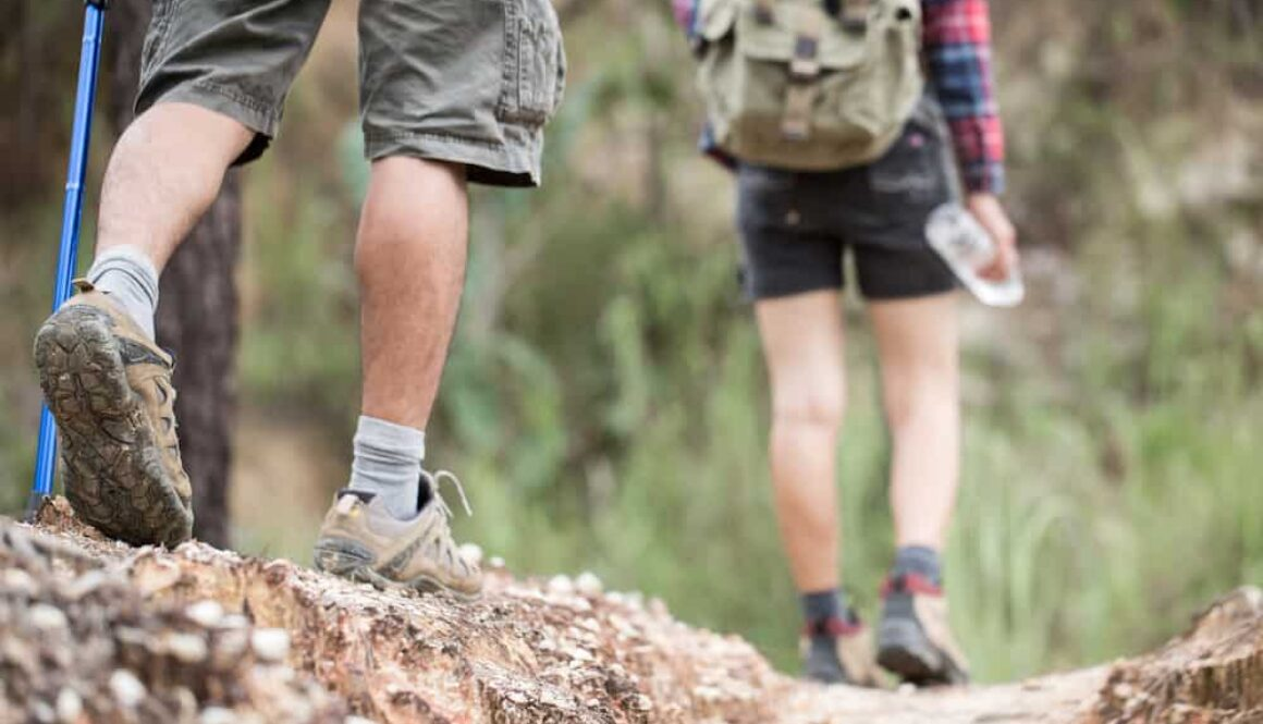 are hiking shoes good for walking and running